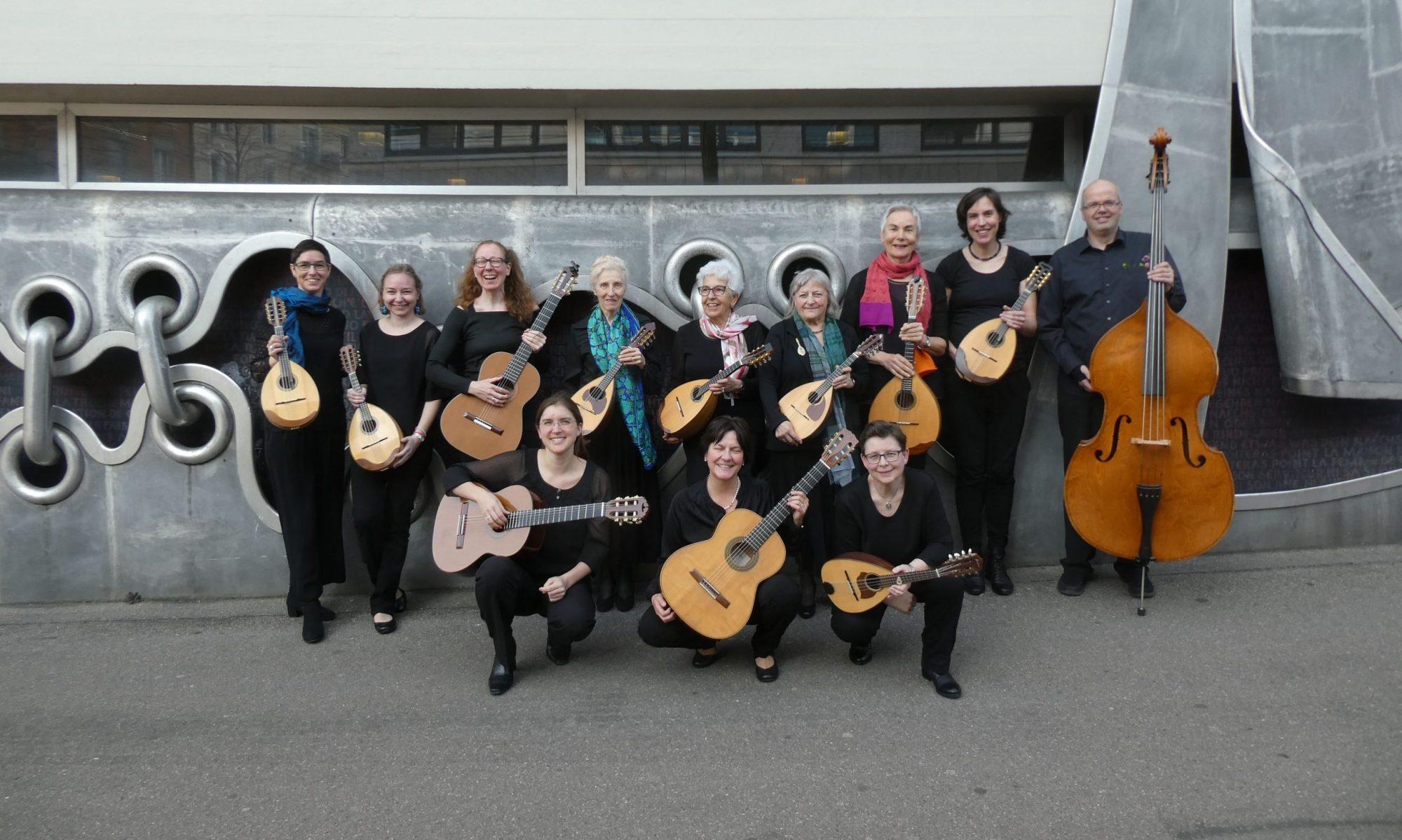 Mandolinenorchester Zürich